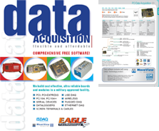 EagleDAQ Catalogue